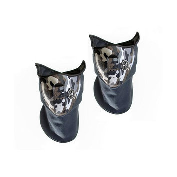 Sport Force Face and Neck Ski Mask-(Two Pack Camo)