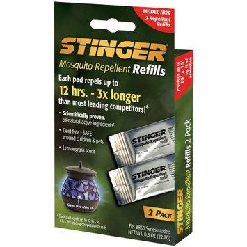 Kaz Insect Killer: Stinger 2 Pack Lantern Mosquito Repellent Refills