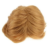 Dovewill Man Short Wig Synthetic Blond Wig Donald Trump Wig