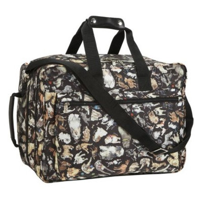 Sydney Love Cats and Dogs Sport Convertible Carry On