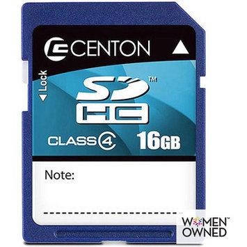 Centon Electronics Centon 16GB SDHC Class 4 (4MB/S) Flash Card