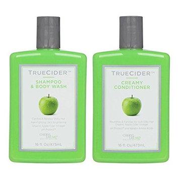 TrueCider Shampoo & Creamy Conditioner Set