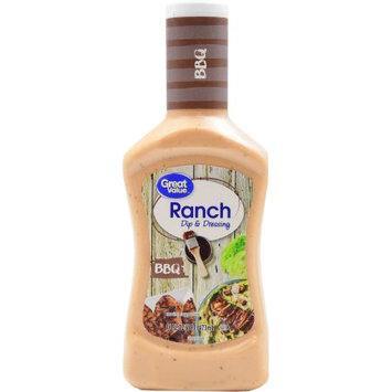 Great Value BBQ Ranch Dip & Dressing