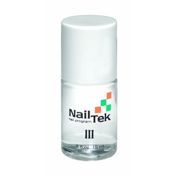 Nail Tek Protection Plus III Nail Conditioner .5 oz.