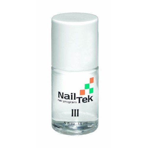 Nail Tek Protection Plus III Nail Conditioner .5 oz.