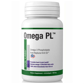 Quality Of Life Labs Omega PL NKO 30 gels