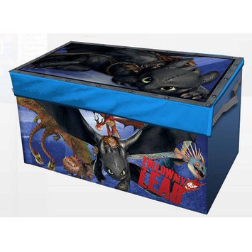 Idea Nuova How to Train Your Dragon 2 Collapsible Storage Trunk