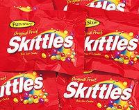 Skittles Fun Size Packs: 4 LBS