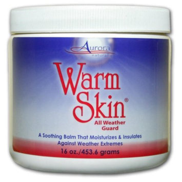 Frontier Natural Products Co-op 5157 Aurora Henna Warm Skin Weather Guard 16 oz. jar