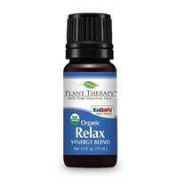 Ecotherapeutics 684008 15 ml Relax Blend Oil Organic - Case of 48
