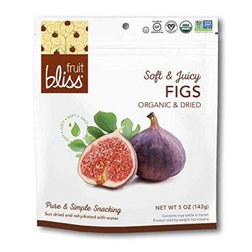 Fruit Bliss Organic Turkish Figs, 5 Oz - 3 Pack