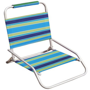 Chaby Intl Hawaiian Tropic one position folding beach chair