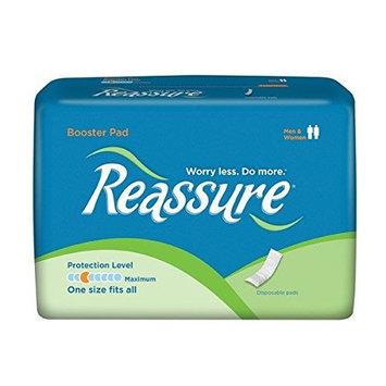 Reassure Maximum Booster Pads (100)