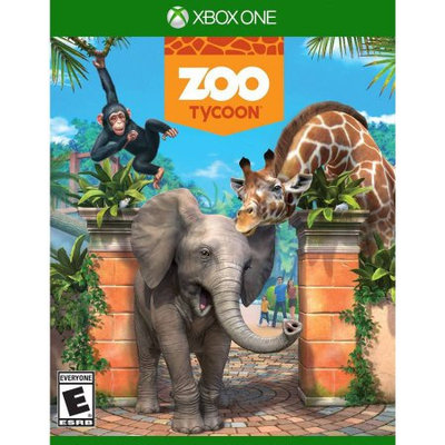 Microsoft Corp. Pre-Owned Zoo Tycoon for Xbox One