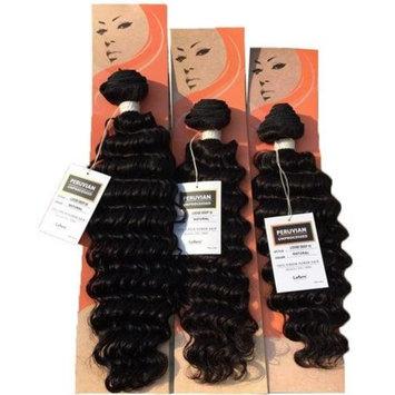 Laflare 100% Human Hair Unprocessed Peruvian Loose Deep (10