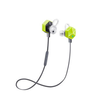 FIIL Carat Neon Green Wireless In-Ear Sport Headphones