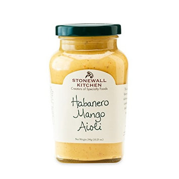 Stonewall Kitchen Habanero Mango Aioli, 10.25 Ounce