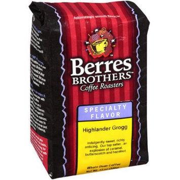 Berres Brothers Coffee Roasters Highlander Grogg Coffee, Whole Bean