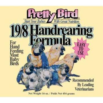 Pretty Bird Bird Supplies Handrearing Formula 19/8 5 Lb.