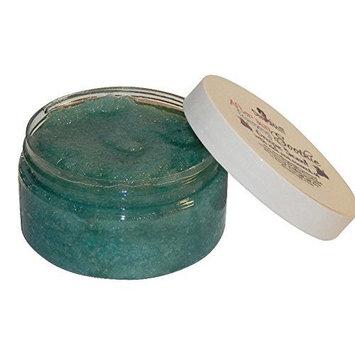 Grape Scented Foaming Skin Polishing Sugar Scrub ,By Diva Stuff by Diva Stuff