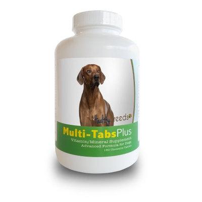 Healthy Breeds 840235140689 Rhodesian Ridgeback Multi-Tabs Plus Chewable Tablets 180 Count