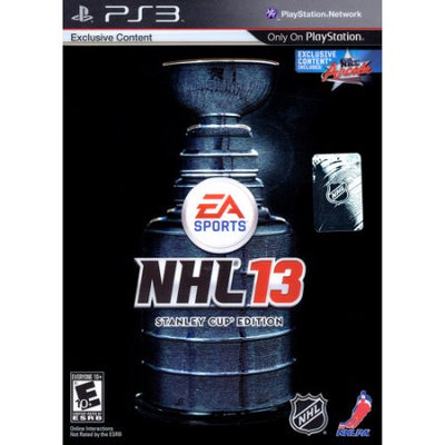 Rgc Redmond NHL 13 Stanley Cup Collectors Edition PS3 by PS3