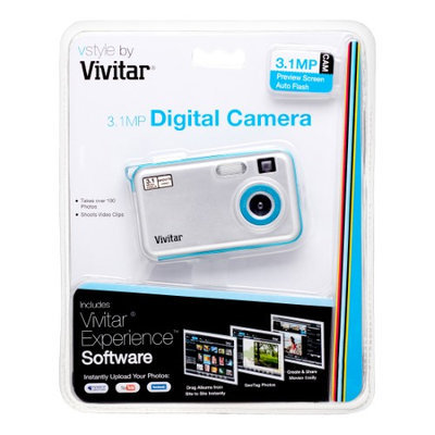 Vivitar 3.1 MP Digital Camera