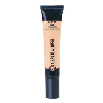 Beauty Glazed Face Primer for Oily Skin and Pores Blemish Control MatteFinish