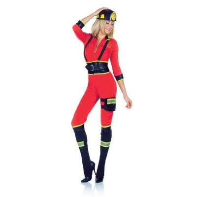 Ring The Alarm Costume Underwraps Costumes 28352 Red