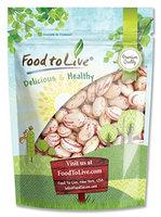 Food To Live ® Cranberry Beans (Borlotti) (1 Pound)