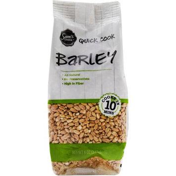 Sam's Choice Quick Cook Barley, 8 oz