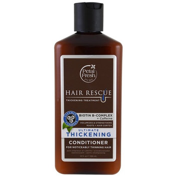 Petal Fresh, Pure, Hair Rescue, Ultimate Thickening Conditioner, 12 fl oz (355 ml)