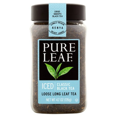 Unilever Pure Leaf, Tea Iced Black, 4.7 Oz (Pack Of 6)