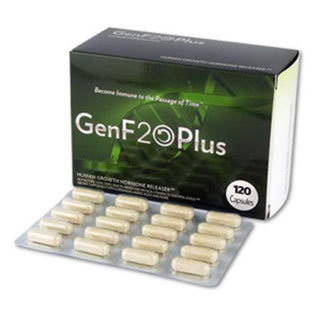 3 Month Supply GenF20 Plus naturally restore hormone levels for improved energy, youthful look, and improved metabolism