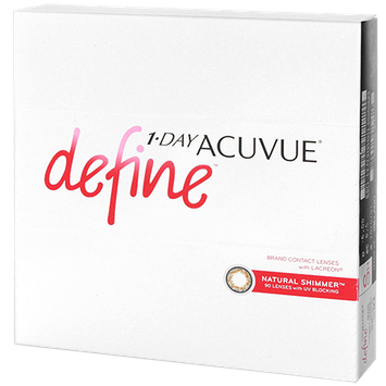 1-DAY ACUVUE DEFINE 90 Pack Contact Lenses