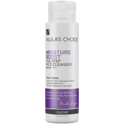 Paula's Choice MOISTURE BOOST One Step Face Cleanser