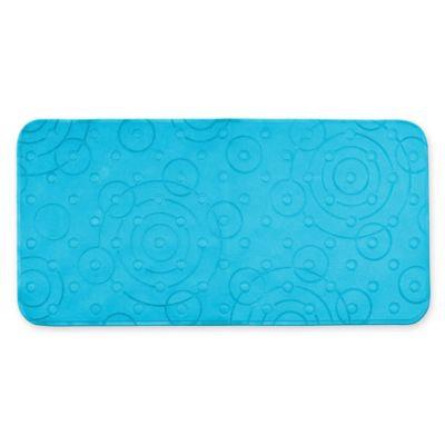 Ginsey Playtex Baby Bath Cushion Blue