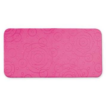 Playtex® PVC Cushy Comfy Bath Mat in Pink