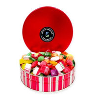 Fifth Avenue Gourmet 2-Pound Old Fashion Candy Holiday Tin ()