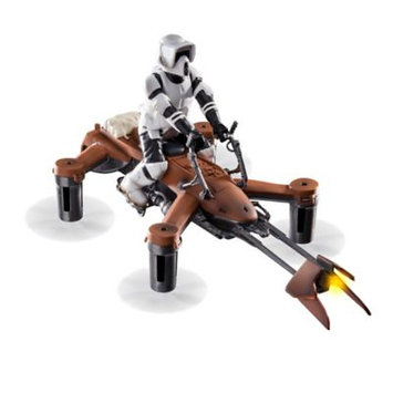 Propel Star Wars Battling Quadcopter - 74-Z SPEEDER BIKE (Collector's Edition)