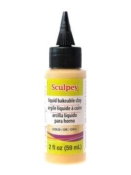 Sculpey Liquid gold, 2 oz. bottle [pack of 2]