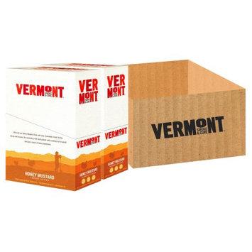 Vermont Smoke & Cure Meat Sticks, Turkey, Antibiotic Free, Gluten Free, Honey Mustard, 1oz Stick, 48 Count