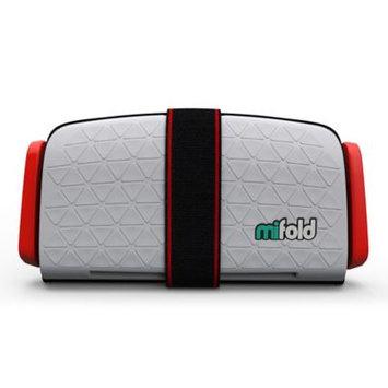 mifold Grab-N-Go Car Booster Seat Pearl Grey