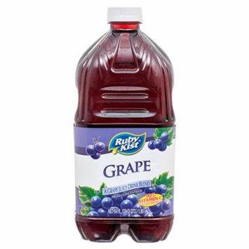 New 369806 Rubykist Grape Drinks 64 Oz (8-Pack) Fruit Drink Cheap Wholesale Discount Bulk Beverages Fruit Drink