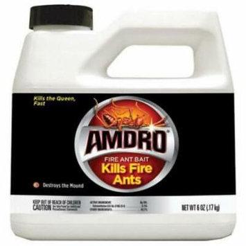 2PK Amdro 6 OZ Fire Ant Killer Bait