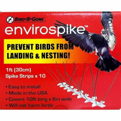 Bird B Gone 10 ft. x 5 in. Stainless Steel Bird Spike