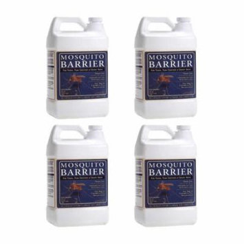 Mosquito Barrier Liquid Mosquito Repellent (1 Gallon / 4-Pack)