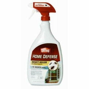 2PK Ortho 24 OZ Ready To Use Home Defense Max Insect Killer