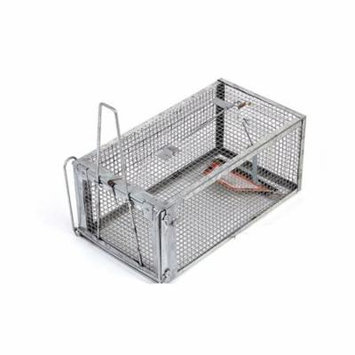 Rat Trap Mouse Cage Catcher for Rats Mice Hamsters Chipmunks Similar-sized Live Rodent