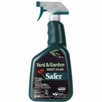 2PK Safer 32 OZ Ready To Use Yard & Garden Insect Attack Spray